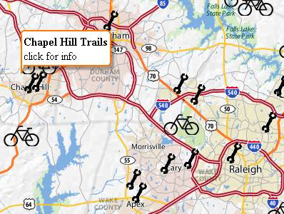 Bikes Chapel Hill Nc Chapel Hill Trails