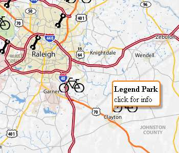 TriangleMTB.com, your source for mountain biking in Raleigh-Durham on