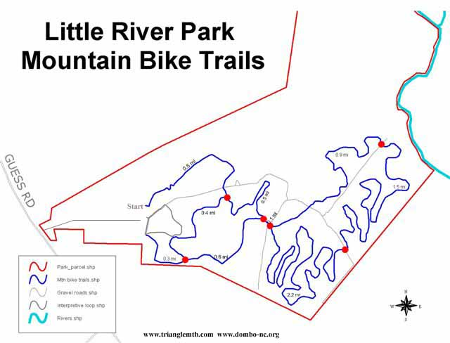 State Park Nc Map.Dost Maps